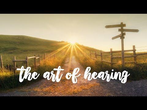 The Art of Hearing God - Steve McKinney