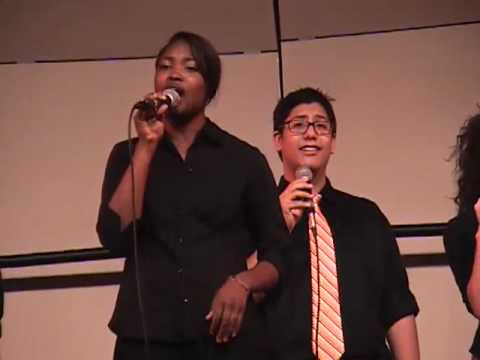 Vocal Jazz Like Someone in Love music
