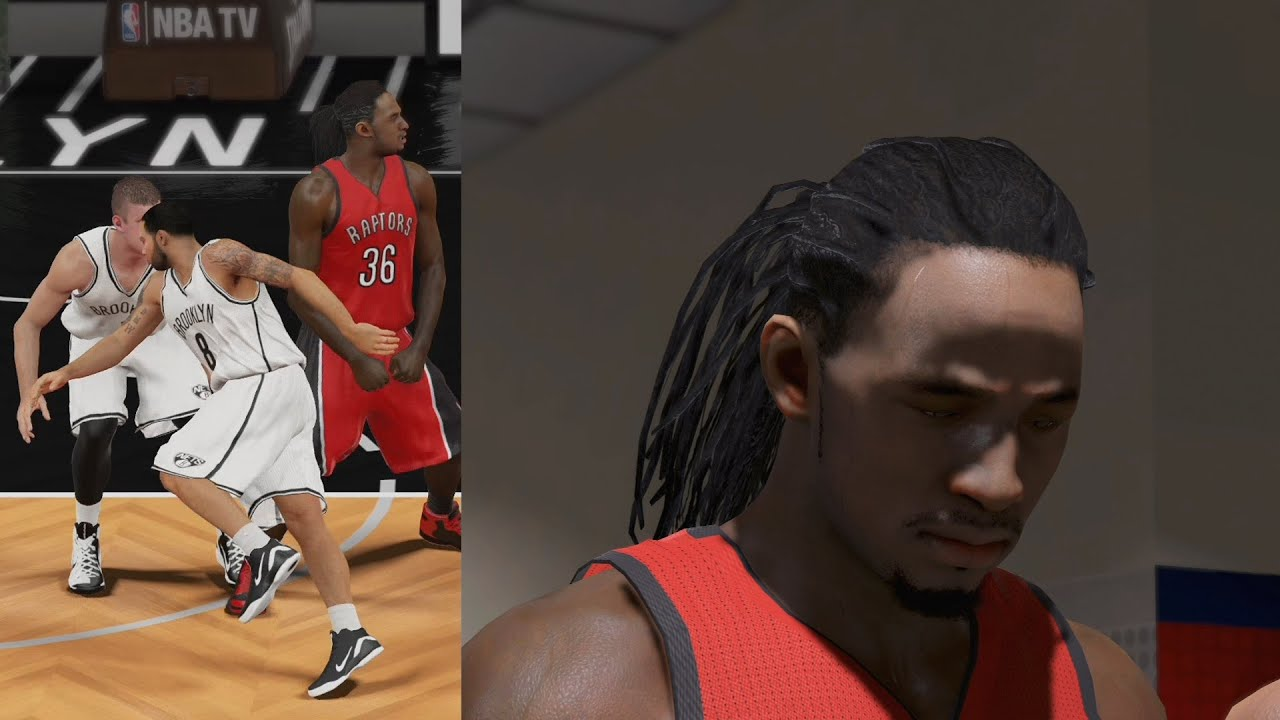 NBA 2K15 PS4 My Career - Moses Rules