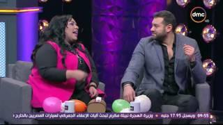 بالفيديو- عمرو يوسف يتحدث عن حبه الأول