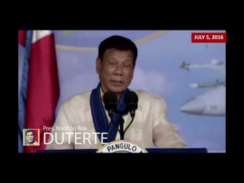 President Duterte FULL SPEECH @ Clark Airbase PAMPANGA