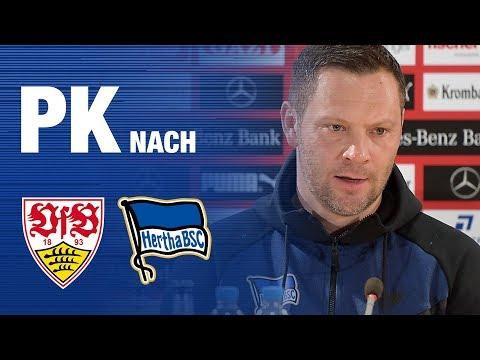 PK NACH STUTTGART - DARDAI WOLF - Hertha BSC - Berlin - 2018 #hahohe