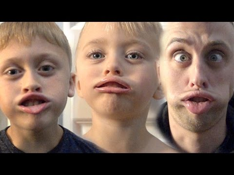 Thumbnail: RIDICULOUS LIP TRICK CHALLENGE!!
