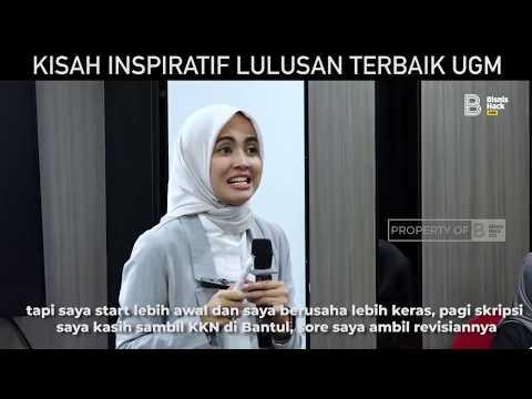 Kisah Inspiratif Lulusan terbaik UGM, emang kaya apa ?! Beneran Inspiratif ?