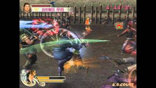 [HD] Dynasty Warriors 5 PC Ma Chao Gameplay