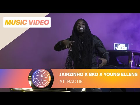 Jairzinho - Attractie ft. BKO, Young Ellens & D-Rashid (Prod. Nigel Hey) (LATIN VILLAGE ANTHEM)
