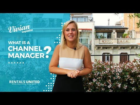 Rentals United - What Is A Channel Manager
