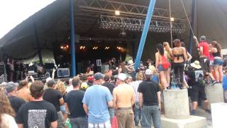 """Steel Panther live @ Welcome to Rockville 2013  - """"Asian Hooker"""""""