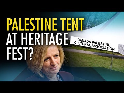 "Notley wants ""faux"" nation included in Edmonton Heritage Festival 