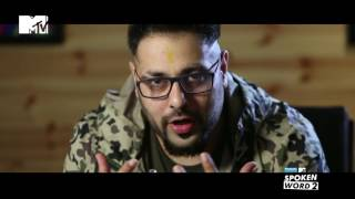 the story behind driving slow badshah panasonic mobile mtv spoken word 2