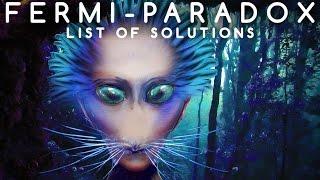 Fermi Paradox Solutions thumbnail