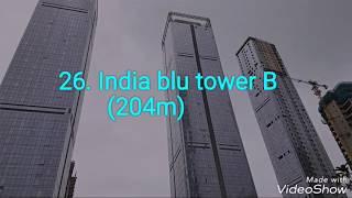 Top 34 Skyscrapers In Mumbai (Above 200m+)