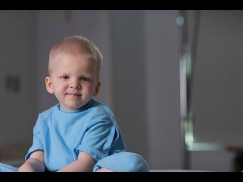 Four-Year-Old Fights Acute Lymphoblastic Leukemia