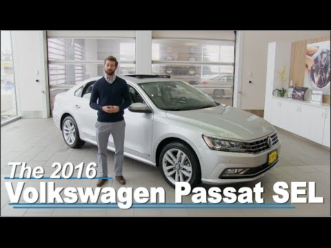 Review: New 2016 Volkswagen Passat - Minneapolis, Burnsville, St Paul, Inver Grove Heights, MN - VW