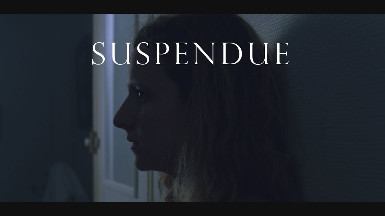 Suspendue - Court-métrage