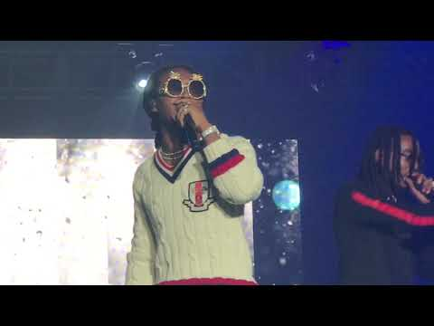 Migos T-shirt Live in Durban
