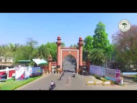 Aligarh Muslim University most beautiful full video. AMU CAMPUS
