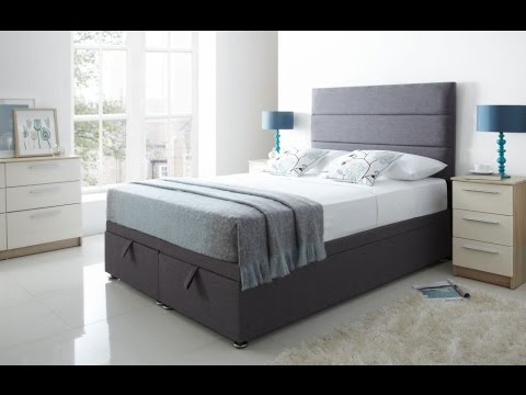 divan beds with storage and headboard uk