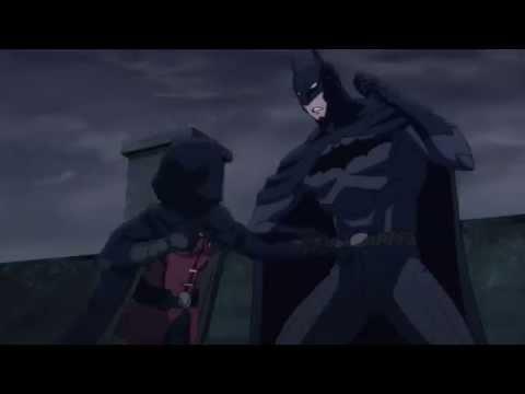 Robin Fights Batman For Talon: Batman vs. Robin