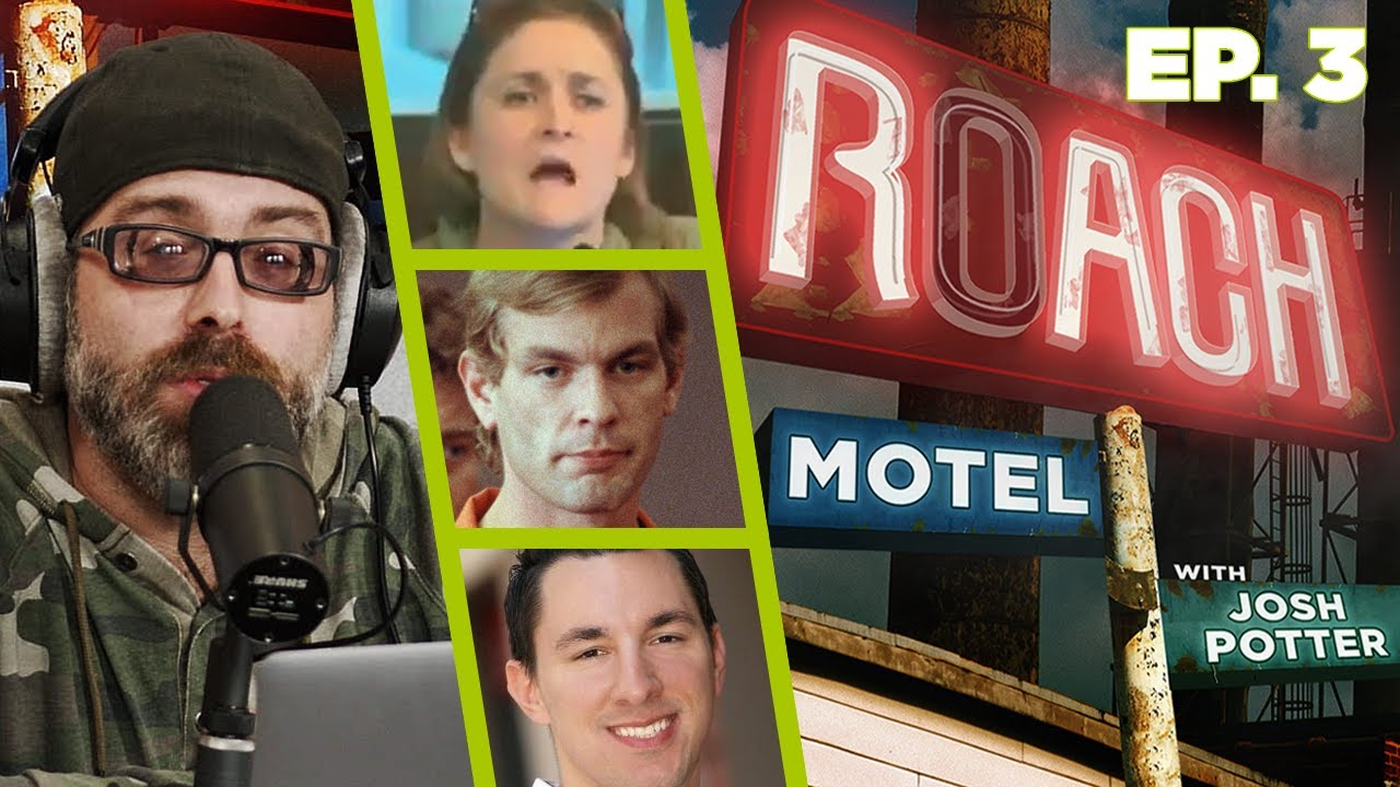What Happened To Delonte Ep 03 Roach Motel W Josh Potter Youtube Welcome back to the roach motel! what happened to delonte ep 03 roach motel w josh potter