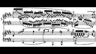 Hamelin plays Mendelssohn - Piano Concerto No. 1 Audio + Sheet music