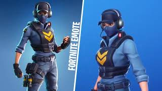 *SKIN* WAYPOINT (Outfit Fortnite) FE TV