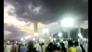 Repeat youtube video Friday, 12th Rabi Ul Awal in Madina