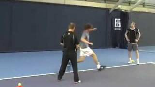andy murray agility exercise