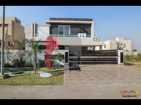 1 kanal house available for sale in J - Block, Phase 6 , DHA, Lahore ilaan.com
