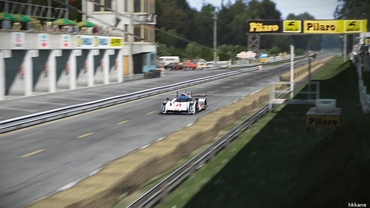 Project Cars Rouen Les Essarts Gameplay Youtube