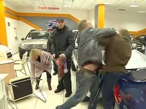 SEREGA GOOD - Беспредел  Тойота Центр Люберцы официальный дилер