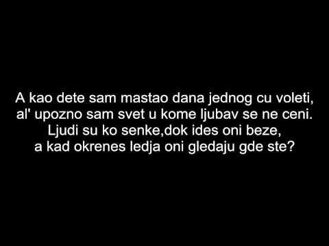 Roman -Ono sto osecam [Lyrics]