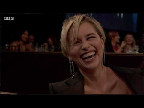 Emilia Clarke Accepts Award for British Artist of the Year | Britannia Awards 2018