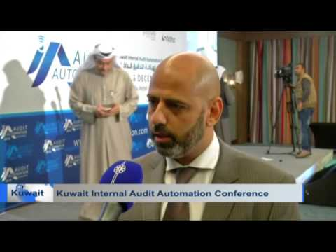 Kuwait Internal Auditors Automation Conference