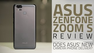 Asus ZenFone Zoom S Review   Dual Camera, Slim, Metal Build, and More
