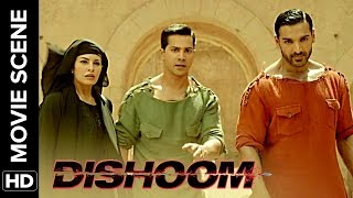 Where to find the real culrpit ? |  Dishoom   Movie Scene