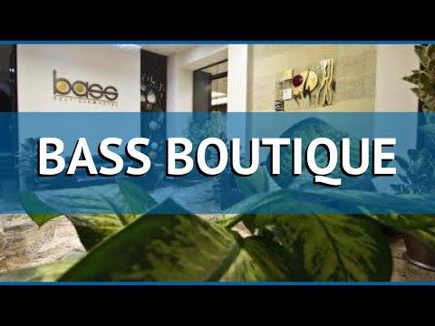 BASS BOUTIQUE 4* Армения Ереван обзор – отель БАСС БУТИК 4* Ереван видео обзор