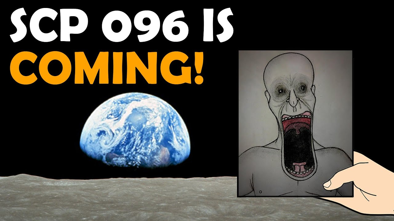 What if You Look at SCP 096 in SPACE?