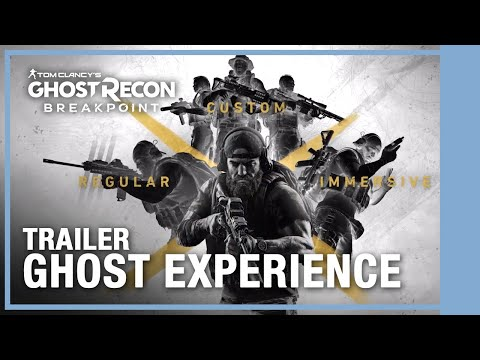 A EXPERIÊNCIA GHOST DEFINITIVA - Ghost Recon Breakpoint