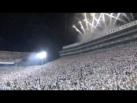 No. 12 Penn State beats No. 20 Auburn, 28-20, in White Out game