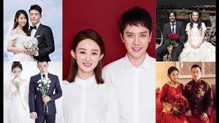 8 cặp đôi Hoa ngữ bỗng dưng tuyên bố cưới khiến fan hoang mang bất ngờ