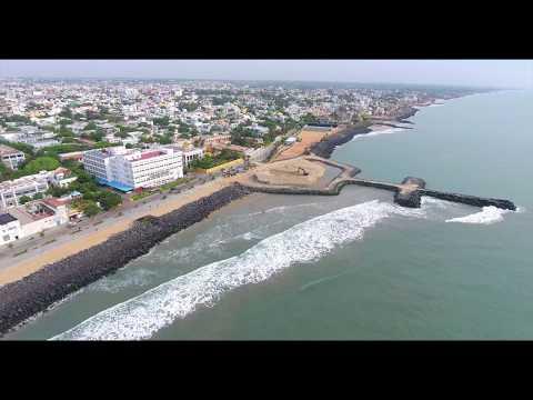 Puducherry Beach Restoration Corporate Film