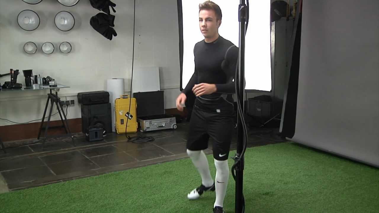 Dreh Concept Mit Nike Götzegs Mario Ii R4jL5A