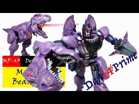 Beast Wars Megatron Takara Transformers MP-43 YESSSS!!!