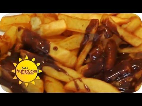 Fast Food News mit Harry | Sat.1 Frühstücksfernsehen