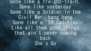Scotty Mccreery Gone Lyrics.mp3