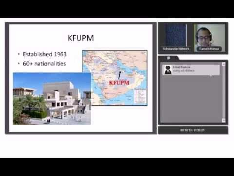 Lecture 12: Petroleum Engineering graduate study by Farrukh