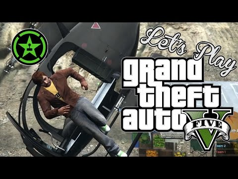 Let's Play – GTA V – Guest Stars & Explosions