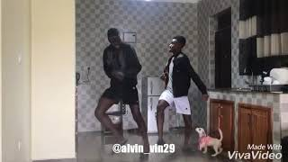 AFRO DANCE Katika navy kenzo ft daimond platnium