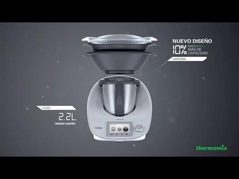 Thermomix Tm5 El Nuevo Robot De Cocina De Thermomix Youtube